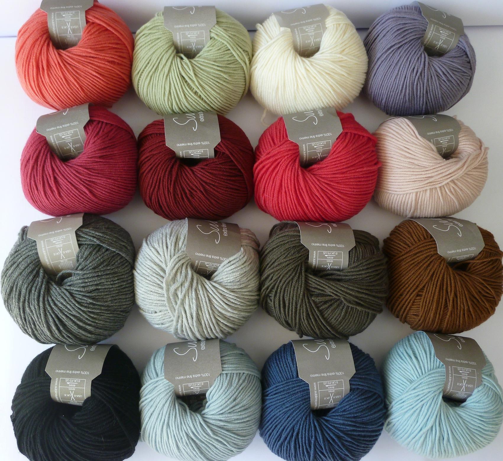 laine cachemire a tricoter