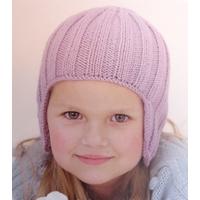 40 - Kit bonnet forme casque taille 1/3 ans à 10/12 ans
