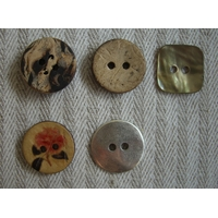 boutons 18mm