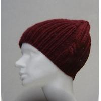 Kit n°2: bonnet cachemire aig n° 5 et 6, côtes et torsade