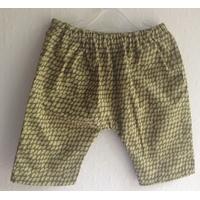 Kit pour sarouel coton 6 mois à 18 mois