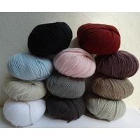 Cashlana de Rico Design  80% laine et 20% cachemire