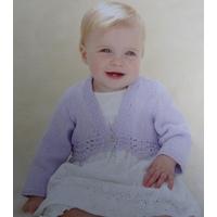 Kit 32 - boléro aiguilles n° 4 fille 0/6 mois à 2/3 ans
