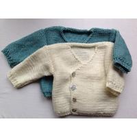 Kit 2: brassière jersey envers