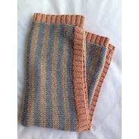 Kit couverture coton/acrylique 50/50 aig 4