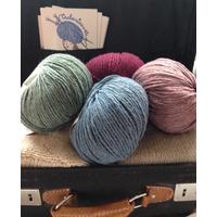 Pelotes laine et yak de Lang, 50gr, aig n° 4,5