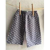 Kit pantalon gris étoiles blanches 6 mois/ 1 an