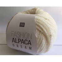 10 pelotes Fashion Alpaga Dream 001 de Rico