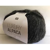 10 pelotes Luxury Alpaga Superfine aran 005 de Rico