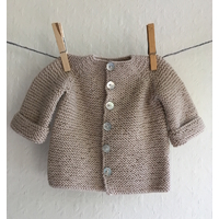 Kit brassière naissance/ 6 mois aiguilles n°3