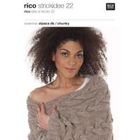 Catalogue de modèles Alpaga de Rico