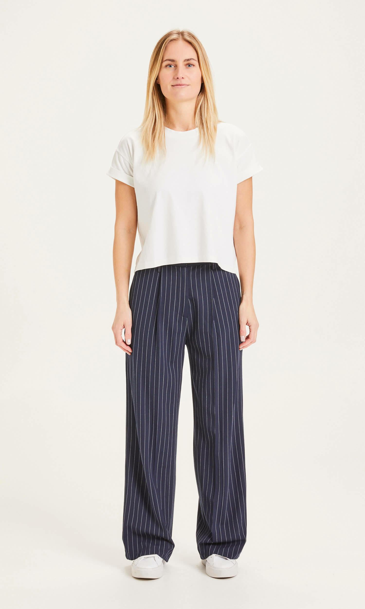 Pantalon Posey - Knowledge Cotton Apparel