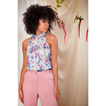 Alexa-blouse-stained-&-Gaia-pants-lila