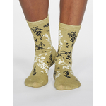 SPW590-PEAR-GREEN--Orpha-Floral-Organic-Cotton-Socks-in-Pear-Green-2F