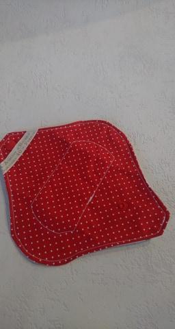Protège-slip lavable et réutilisable