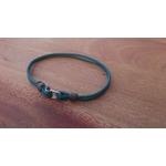bracelet manille mini vert emeraude (2)