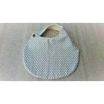 bavoir coton bio corail (3)