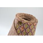 rouleau essuie tout lavable eventails rose coton (3)