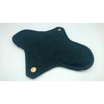 serviette hygienique nuit fleur noir (2)