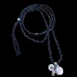 bola grossesse blanc rose perle