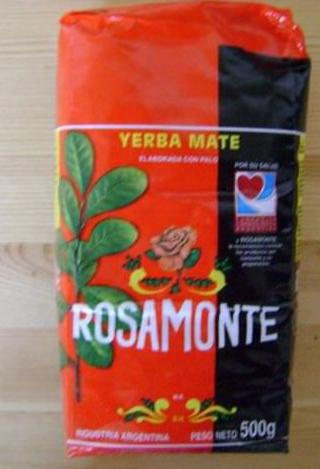 Copie (2) de Rosamonte 500g