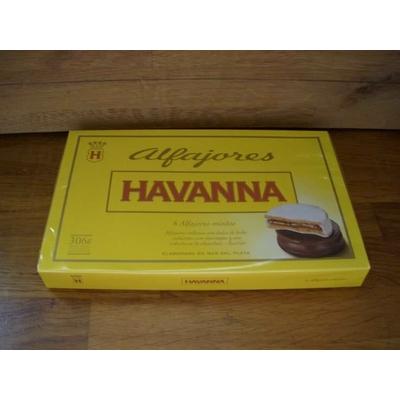Alfajores HAVANNA x6 blanc