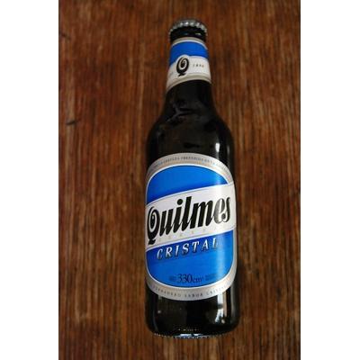 Bière argentine - CERVEZA QUILMES Cristal - 330 cl