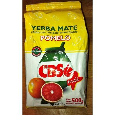 Yerba Mate CBSé Pomplemousse 500g (Pomelo)