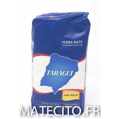 yerba mate TARAGUI DESPALADA 500g