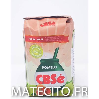Yerba Mate CBSé Pamplemousse 500g (Pomelo)