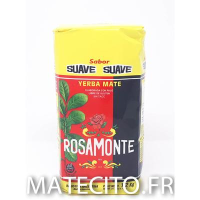 Yerba Rosamonte Suave 500g