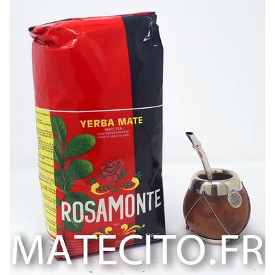 Yerba mate Rosamonte 1 kg LA PLUS TRADITIONNELLE
