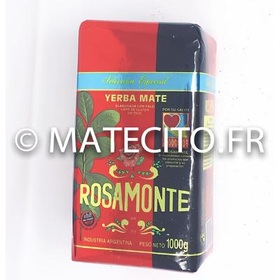 Yerba mate ROSAMONTE Especial de 1 Kg