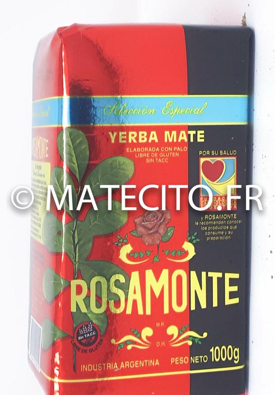 rosamonte especial face