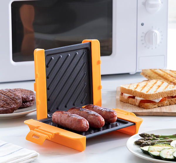 Grill pour micro-ondes