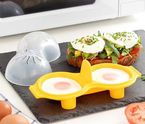 Cuiseur à œufs en silicone