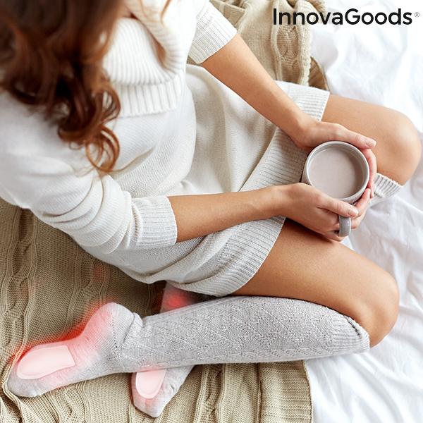 Patchs chauffants pour les pieds (Pack de 10)