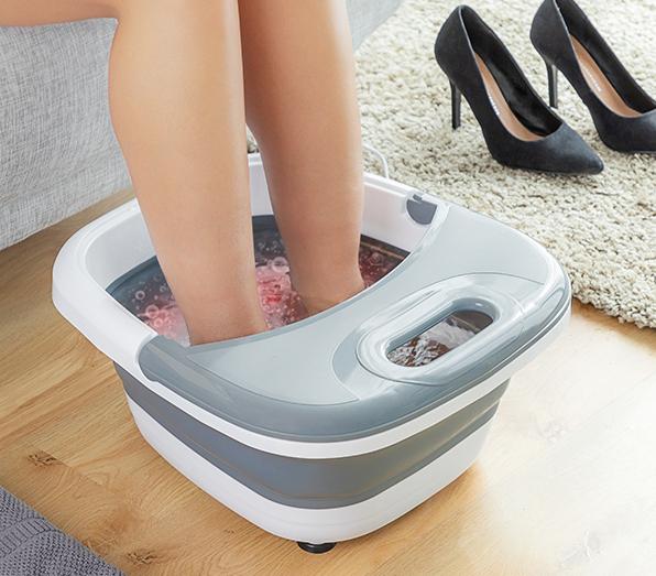 Spa pour pieds pliable Aqua·relax