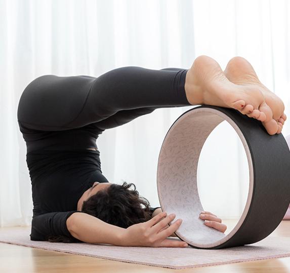 Roue pour le Yoga