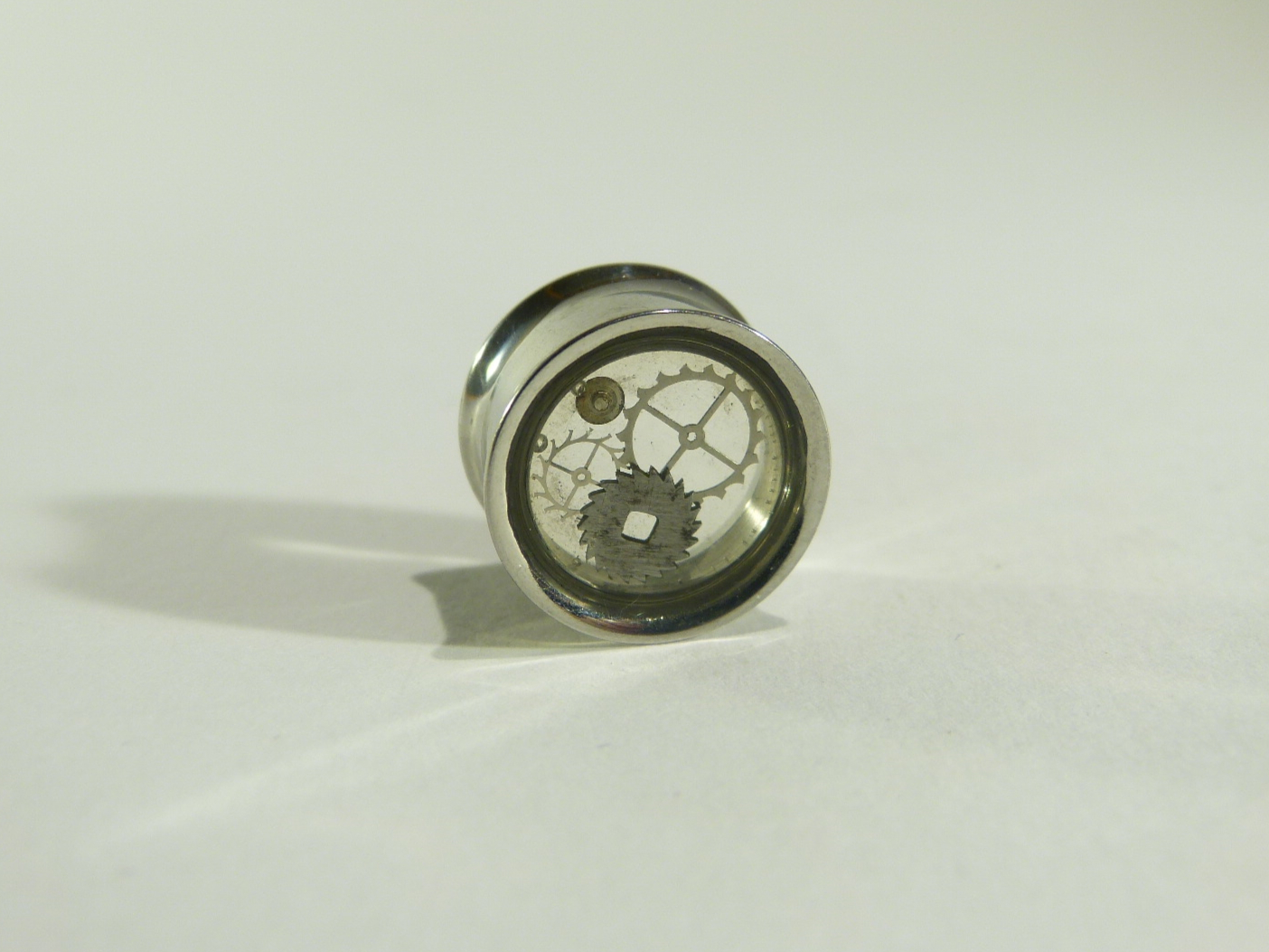 plug acier chirurgical et engrenage 14mm