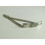 bracelet homme original engrenage, belladone bijoux