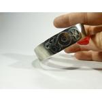 Erode - bracelet engrenage-belladone