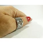 Skull-bague crâne-belladone bijoux