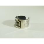 bague rune talisman stabilité