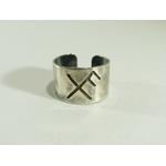 bague rune talisman chance