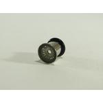 plug acier chirurgical et engrenage 8mm