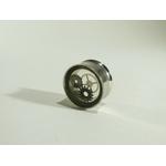 plug acier chirurgical et engrenage 16mm