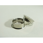 plug acier chirurgical et engrenage 18mm