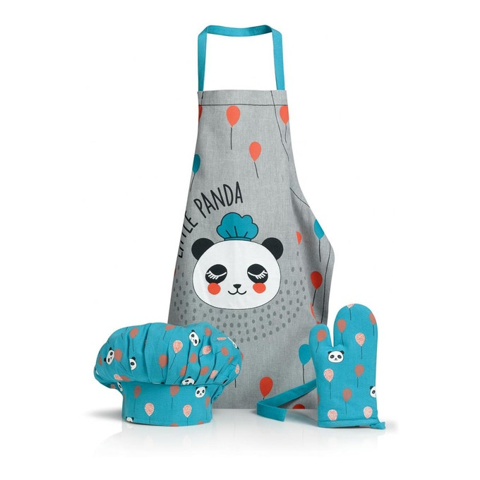 Set cuisine enfant Panda