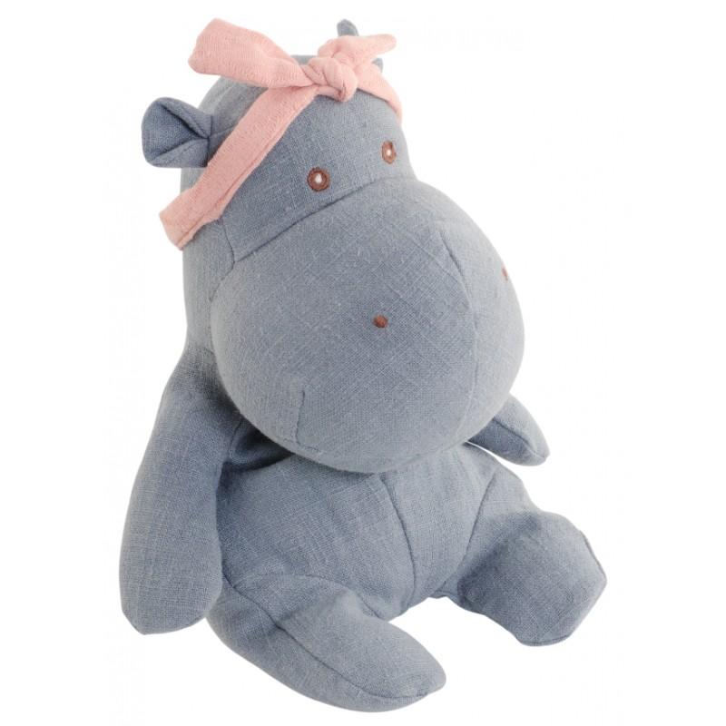 Hippopotame lin